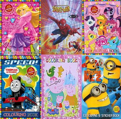 Qoo10 - Cartoon Stickers : Kids Fashion