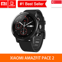 💖READY STOCK💖[Amazfit Stratos] 2018 GPS Running Smartwatch 11 Days Battery Life INTERNATIONAL VER