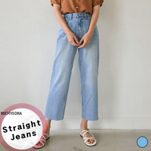 Affordable and high quality! ♥ Denim Crop Date PT ♥ Korea Fashion Shopping Mall No.1 [MICHYEORA]