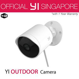 [Official YI Store] YI Outdoor Security Camera 1080P   Motion Sensor   Activity Alert   Alarm