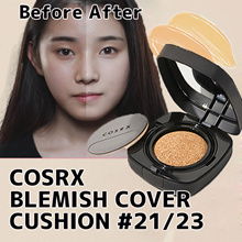 LOWEST PRICE [COSRX] Blemish Cover Cushion 15g 2 Colors Foundation Pact Acne skin makeup