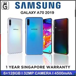 (Quube) Samsung Multi Models 2019. A30. A50. A70. J4+.J6+. A7.  1 Years Warranty By Samsung Singapor
