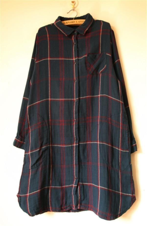レディースワンピース チェック柄 シャツ レジャー カジュアル ファッション 着心地いい おしゃれ 秋冬 セール レディースワンピース