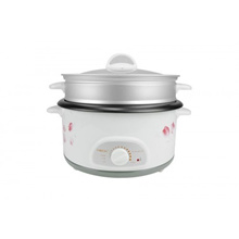 MECK MULTI COOKER WITH STEAMER 3LT (ST-30/ST-30A ) GZ00109