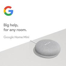 ORIGINAL Google Home Mini - Pembicara Cerdas untuk Semua Rumah - Saham dan Jaminan Lokal