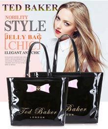 2017 New Ted Baker butterfly jelly bag|lady bag|shoulder bag|handbag |tote bag|sling bag