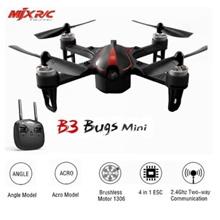 DRONE MJX BUGS 3 B3 B 3 MINI BRUSHLESS ACRO MODE AND ANGLE MODE