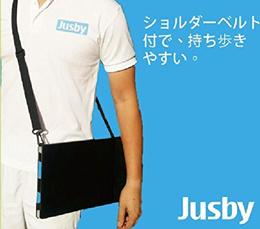 JUSBY ACTIPRO ショルダーストラップ付き タブレット保護ケース (MICROSOFT Surface Pro 4 / Surface Pro 3 専用)