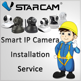 Smart IP Camera/CCTV Onsite Installation Service| Professional Installation and Setup| SPF License
