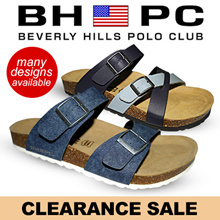*CLEARANCE SALES* [BHPC] Beverly Hills Polo Club - Male Footwear .Guaranteed Authentic Local Seller