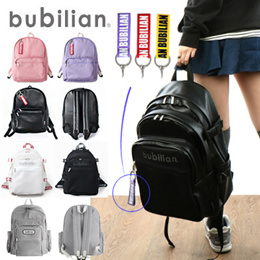 [BUBILIAN] [Special Price] 4 Styles Backpack Collection / Korea Street Brand