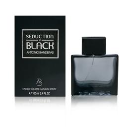 [pinkcity.sg] ANTONIO BANDERAS SEDUCTION IN BLACK 100ML EDT
