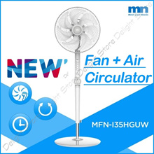 ◆Authentic◆MN Elect Korea MFN-I35HGUW Combination Standing Fan Air Circulator Made in Korea