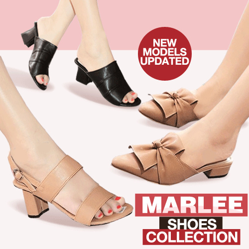 NEW COLLECTION MARLEE MID HEELS SHOES AND SANDALS [MANY MODELS AVAILABLE]