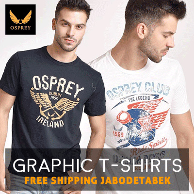 OSPREY Deals for only Rp106.000 instead of Rp106.000