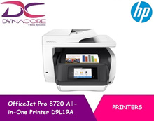 HP OfficeJet Pro 8720 All-in-One Printer D9L19A