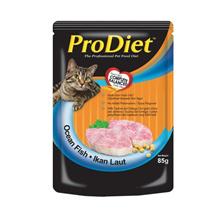 ProDiet 85g Wet Cat Food Ocean Fish Flavor x 48 packs