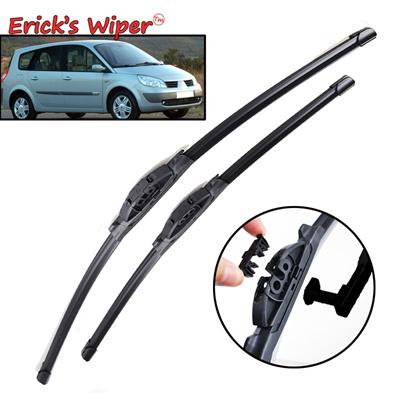 Front Windshield Framed Wiper Blades 21+19/' for 2002-2005 Honda Civic J hook