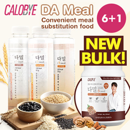 [CALOBYE]  FREE GIFT!!!/Korea NO.1 Diet Shake/Substitute for a meal/DaMeal