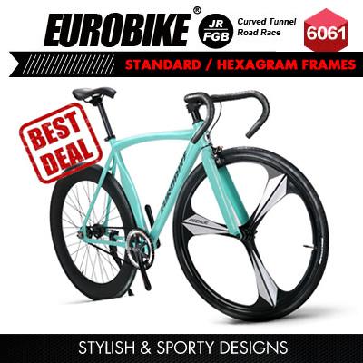 Qoo10 - EUROBIKE FIXIE : Sports Equipment