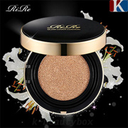 RiRe - Luxe Glow Cover Cushion SPF50+ PA+++ Anti Wringkle Liftining/Whitening/Brightening - Light Beige