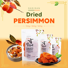 ★Dadidan Dried persimmon★ Korean Dry Persimmon 150g or 300g or 500g /Food /Dessert /Snack