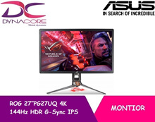Asus ROG 27 inch PG27UQ 4K 144Hz HDR G-Sync IPS monitor