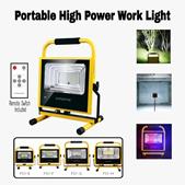 Portable High Power Rechargable Work Light