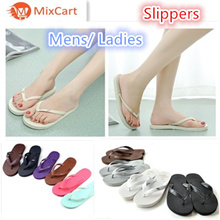 Mens Ladies Slippers Flip flop Anti-Slip【limit to sale】slippers material light