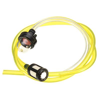 primer bulb + fuel line + fuel filter hose pipe for homelite trimmer  chainsaw blower echo