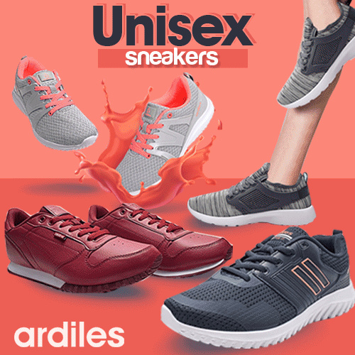 [Ardiles] High Trend Sneakers UNISEX Sneakers Best Seller | Best Price Deals for only Rp109.000 instead of Rp109.000