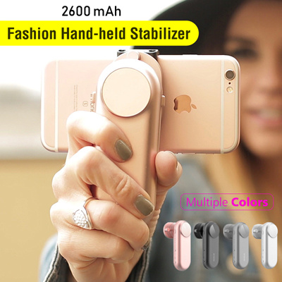 e336c50130 Mobile phone stabilizer holds gyroscope cradle head anti-shake selfie stick