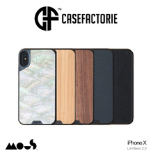 Mous Limitless 2.0 Case for iPhone Xs/ X (Without Screen Protector)