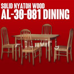 Dining Set (1+4) AL-30-081