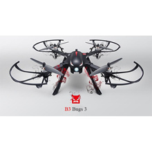 DRONE MJX BUGS B3 BRUSHLESS SC 3D Roll for Gopro