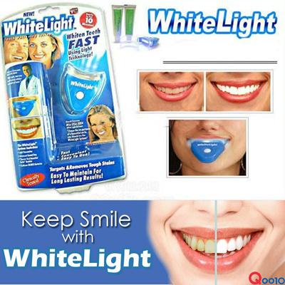 WhiteLight Pemutih Gigi White Light Tooth Whitening System AS SEEN ON TV fd76b0ef5c