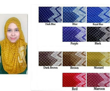 Wide Soft Cotton Shawl (Batik) **** CLEARANCE SALE**** NOW at $6.90 (UP$12) [SG SELLER]