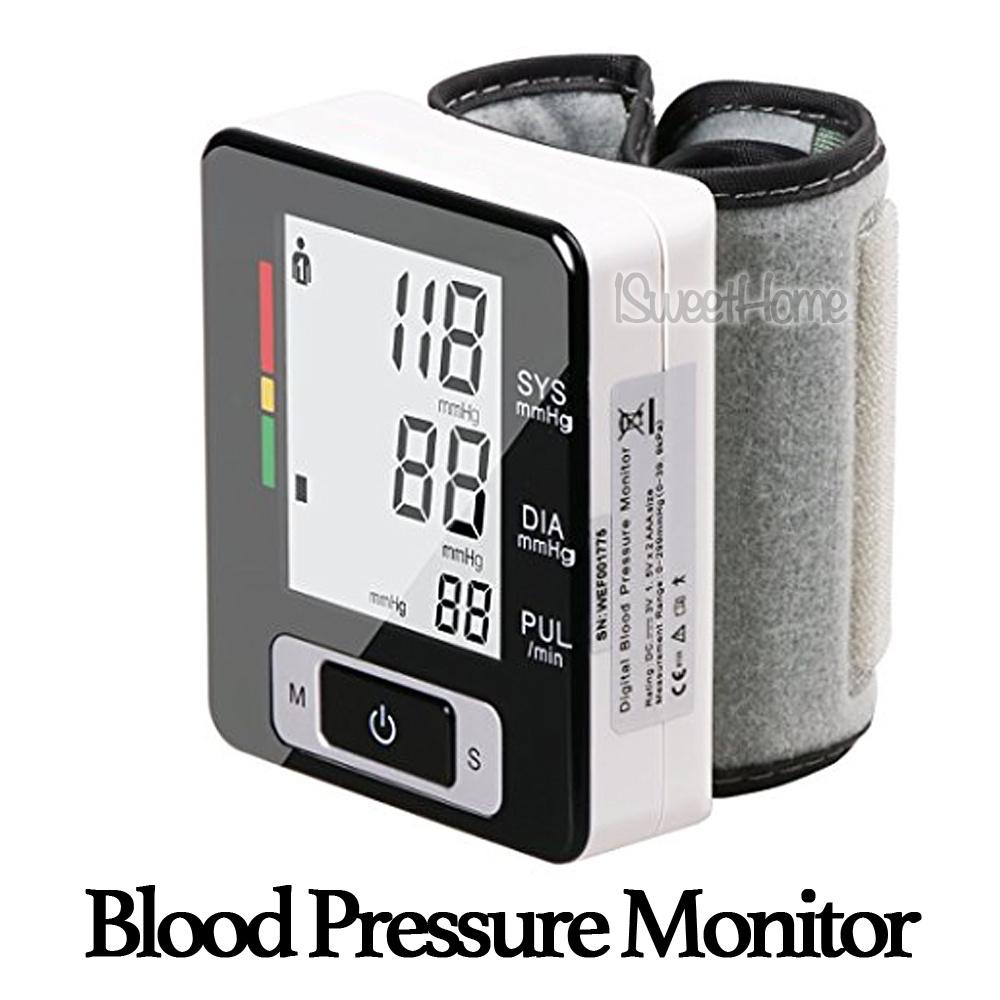 Electronic Blood Pressure Cuff >> Qoo10 Blood Pressure Small Appliances