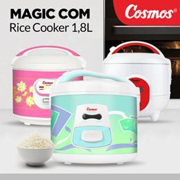 Cosmos Magic Com Rice Cooker Banyak Pilihan Motif