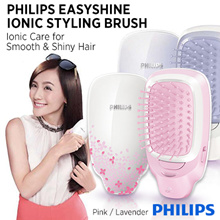 Philips EasyShine Ionic Styling Brush - HP4588 HP4585 with 2 years international warranty