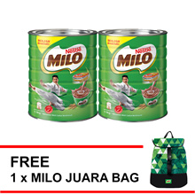 [Apply Coupon Save More] MILO 1.5kg Buy 2 FREE MILO BACKPACK Triangular