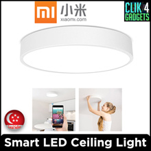 Xiaomi Yeelight Smart LED Ceiling Lamp / White Color / Export Set w 3 Mths Warranty