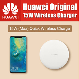 HUAWEI CP60 Quick Wireless Charger 15W MAX Apply For iPhone Huawei Mate20 Pro RS