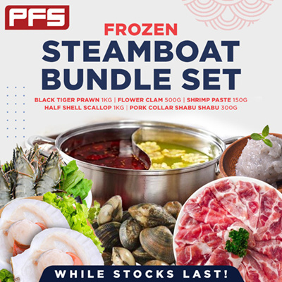 Steamboat Bundle Set