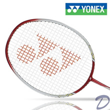 Yonex LCH store Nanoray D27 Badminton Racket with the BG-80 Gut (a)