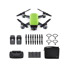 [RM2,688.00 After Coupon Applied] - DJI Spark Mini Drone (Meadow Green) Fly More Combo DJI-SPARK.COMBO/GRN