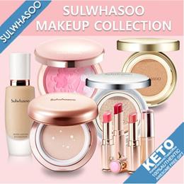 [Sulwhasoo] Sulwhasoo Makeup Collection / Perfecting / Sheer Lasting foundation