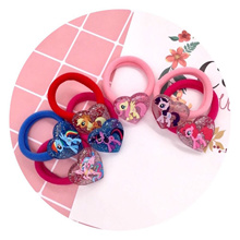 My Little Pony Rubber Band Rope Perfect For Baby Kids Girls Children Tiny Hair Small Size