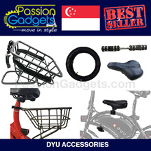 ★▌ ♥Cheapest♥ ▌★ SG Local Seller Escooter★ Accessories for DYU E-scooter