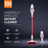 💖LOCAL SELLER💖[Xiaomi Handheld Wireless Vacuum Cleaner] JIMMY JV51 Strong Suction 10000rpm Low Noi